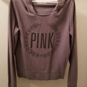 PINK Victoria's Secret hoodie sz Medium